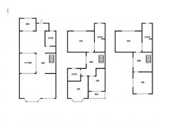 悦海名邸 出售5室2厅2卫 220平 1000万