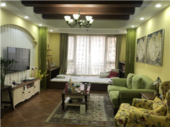 中南世纪花城 出售2室2厅1卫 100平 258万