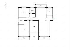 恒盛豪庭 出售3室2厅2卫 133平 275万