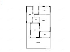 万通城 出售2室1厅1卫 80平 145万