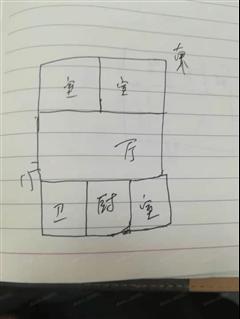 中天华庭 出售3室2厅1卫 116平 185万