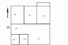 兴业小区 出售3室2厅1卫 125平 126万