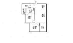 恒大绿洲 出售2室2厅1卫 90平 120万