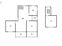 学田苑 出售3室1厅1卫 101平 240万