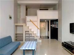 宝龙国际公寓 出租1室1厅1卫 45平 1700元/每月