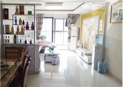 隆城颐和 出租3室2厅2卫 115平 2200元/每月