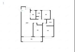时光漫城 出售3室2厅2卫 116平 216万