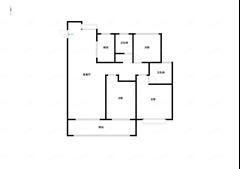 时光漫城 出售3室2厅2卫 116平 188万